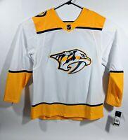 Nashville Predators Adidas Authentic Pro Away NHL JERSEY ADIDAS Size 52 (Large)