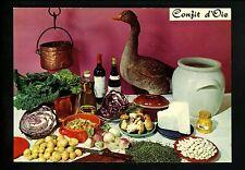 Recipe postcard WW Confit D'Oie Duck