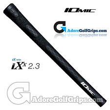 Iomic iXx Series LTC 2.3 Grips - Black x 3
