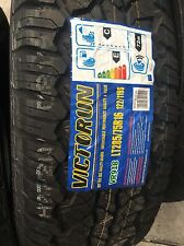 NEW 285/75R16 ALL TERRAIN VICTORUN (285-75-16 Tyre) 285 70 16 Landcruiser PATROL