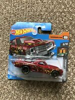 Hot Wheels 2020 Custom '71 El Camino - HW Dream Garage 8/10 GHF20 Short Card