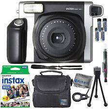 Fujifilm Instax Wide 300 Instant Camera + 20 Instant Film + Extra Accessories