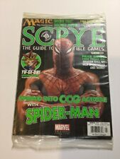 Scrye #71 MTG & CCG Price Guide Magazine *SEALED*