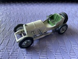 Matchbox - Models of Yesteryear  N. 10 1908 Grand Prix Mercedes