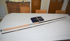 Hardy fibalite Spinning Rod no 2, 10', Carpe, Brochet, Saumon, Truite de mer-RARE