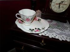 Vintage Bone China Teacup and Saucer/Sandwich Plate By Windsor of England