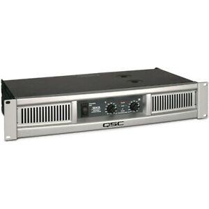 QSC GX3 Power Amplifier (300W @ 8ohms or 500w into 4ohms).  Brand New
