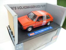 Volkswagen VW Volkswagen  Golf GTI 1 I 1976 rot 1:18 Sun Star #1093 OVP  M Box