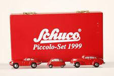 Schuco PICCOLO JAGUAR E-Type PS 2003 servizio presenti solo 666 OVP STG 1601-25-70