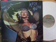 Kate Bush – Kate Bush Very Rare White Vinyl Canada only w extra track 1983