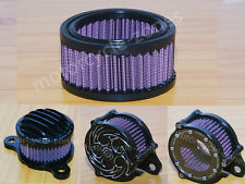 Air Cleaner Element Replacement Filter For Harley Forty Eight Seventy Two XL