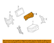 Infiniti NISSAN OEM 08-13 G37 Global Positioning System-Switch 28395JK66B