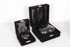 "3"" Ashes Urn Cremation Storage Keepsake Engraved Heart Human Pet Memory Love Box"