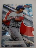 2016 Bowman's Best #TP-11 Rafael Devers Boston Red Sox Baseball Card