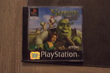 Jeu Sony PS1 : Shrek treasure hunt - complet