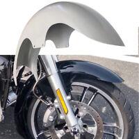Front Tire Hugger Fender For 14-19 Touring Street Road Glide FLHX FLHR FLH