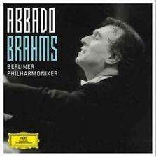 Abbado - Brahms Berliner Philharmoniker Audio CD