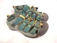 Keen Womens Water Sport Sandals Shoes Hiking Sandals Blue US Size 4 Eu 37