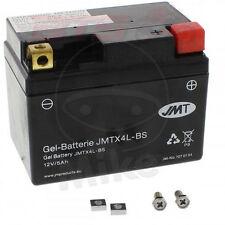 Motorradbatterie YTX4L-BS Gel JMT motorcycle battery jmtx4lbs(5ah)gel Kreidler-R