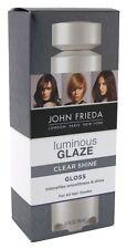 JOHN FRIEDA LUMINOUS GLAZE CLEAR SHINE GLOSS 6.5 Ounce