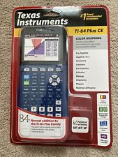 🔔NEW🔔 Texas Instruments TI-84 Plus CE Enhanced Graphing Free Shipping Graphing