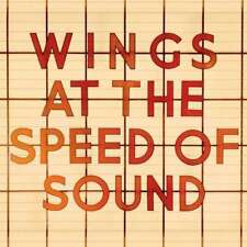 Wings - At The Speed Of Sound NEW CD