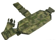 Russian hip holster molle platform left airsoft black olive green od a-tacs FG