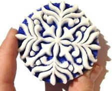 RUSSIAN SNOWFLAKE Christmas SILICONE MOULD: Soap, candles, Melt & Pour - Easy