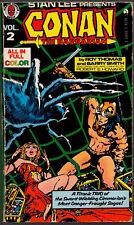 CONAN THE BARBARIAN 2 - Marvel Comics Tempo Books Edition - 1978