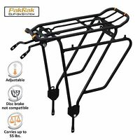 Ibera Bike Touring & Cargo Carrier, Cycling Rear Pannier Rack NEW RA4