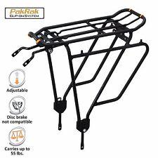 Ibera Bike Touring & Cargo Carrier, Cycling Rear Pannier Rack NEW RA4