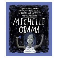 Michelle Obama by Anna Doherty (author)