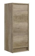 Armario auxiliar de baño columna aseo pared de dimensiones reducidas 30x26x74 cm