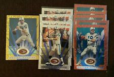 1999 Donruss Preferred QBC10-Card Lot PEYTON MANNING Colts!!
