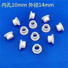 30Pcs M10 Insulation column washer T-type Step Nylon Plastic Gasket 14mm OD