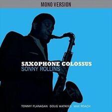 Sonny Rollins - Saxophone Colossus Vinyl UK LP