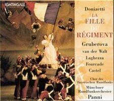 Donizetti: La Fille du Régiment / Panni, Gruberova, et al by Edita Gruberova (CD