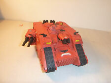 BLOOD ANGELS Land Raider COMPLETE Space Marine Wh40k tank