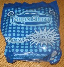 2002 Nintendo Superstars Burger King Kids Meal Toy - Water Whirl Wario #3