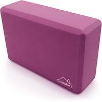 Yoga Block Fitness Foam Yoga Brick Pilates Balance Stretching Exercise Workout