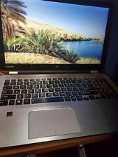 Toshiba Satellite Radius p55w-b5112 Touchscreen Laptop