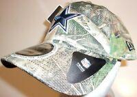 New Era 9Twenty Dallas Cowboys Cap Hat men's adjustable strap Camo camouflage
