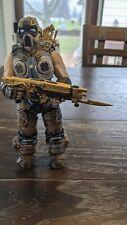 NECA Gears of War 3 Golden COG Soldier - Toys-R-Us Exclusive
