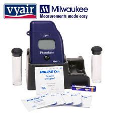 VYAIR Milwaukee MW-12 Phosphate Photometer for Aquariums, Drinking Water, Ponds