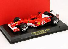 Michael Schumacher Ferrari F2002 #1 Formel 1 Weltmeister  2002 1:43 Ixo Altaya