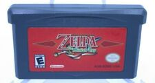 Legend of Zelda the Minish Cap GBA Gameboy Advance Manual & Cartridge Authentic