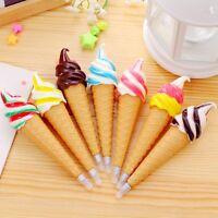 Ice Cream Cute Ballpoint Pen Gel Pen Student Office Stationery Gift For Children