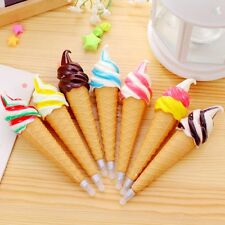 Ice Cream Cute Ballpoint Pen Gel Pen Student Office Stationery Nice Gifts