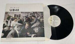UB40 Best Of Vinyl Album Record LP