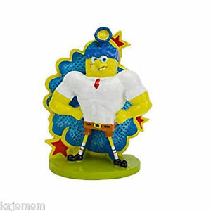 SpongeBob SUPER SPONGEBOB Aquarium Reptile Hermit Crab Decoration Ornament SBR57